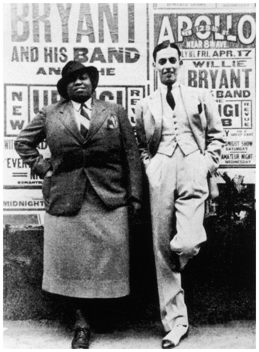 bentley-and-bandleader-willie-bryant-1936