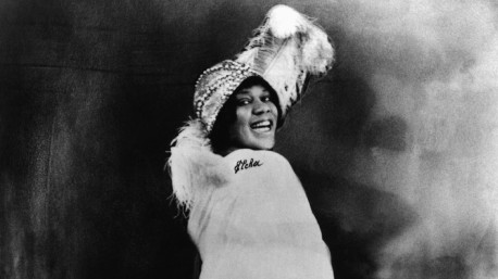 """Bessie Smith, """"The Empress of the Blues,"""" gave voice the listeners' tribulations and yearnings of the 1920s and '30s."""